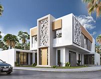 Modern Villa @ Riyadh, KSA