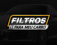 E-commerce Filtros para meu carro