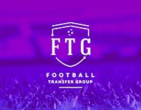 Football Manager Group - logo design