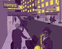 1950s New York Jazz