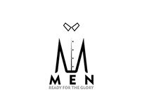 "Logo for a Tailoring Company Called ""MEN"""