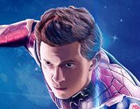 iron Spiderman infinity war