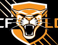 Logo Branding for CFLG (CrossFit Los Gatos)