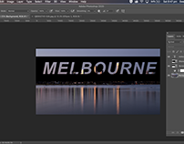How to achieve Knockout Blending mode in Photoshop