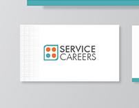 Service Careers Logos.
