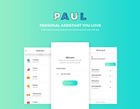 Paul App - A Chatbot Application
