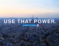 Film - USE THAT POWER - Mairie de Paris