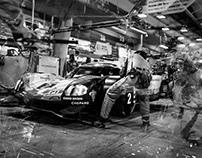 Porsche 919 Hybrid + 919 Hybrid EVO