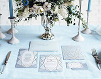 Diamond Wedding invitations with a brilliant shine