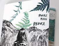 Album Cover - Purple rain