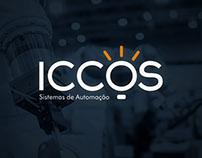 ICCOS Sistemas de Automação - Branding