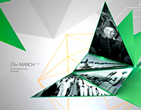 23rd March Ident