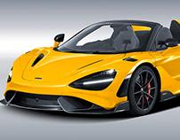 2020 McLaren 765LT Spider
