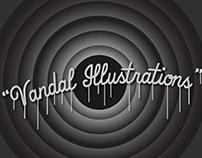 Vandal Illustrations