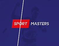 Sport Masters/ Rebranding