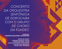 FUNDEC - Programa Outubro 2016