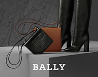 Bally - Splash Pages (2014)