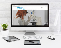 Healthcare Web Site & Shooting