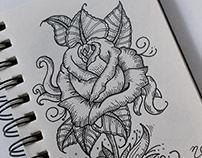 Illustrations - Line art