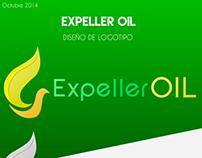 Expeller OIL | Diseño de Logotipo