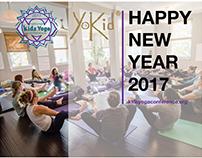 YoKid New Years Postcard