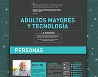 Research - UX - Adultos mayores y tecnología