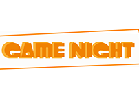 Game Night: Opening Graphic