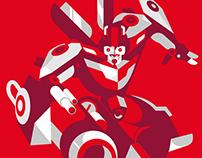 Coca Cola Transformers serie
