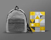 Colégio Arca - Visual Identity