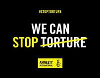 Amnesty | #StopTorture