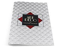 Art Deco in Graphic Design - Booklet