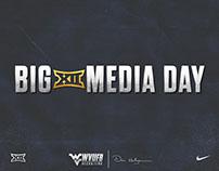 WVU - Big 12 Media Day