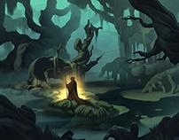 deathtrap swamp