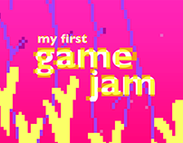 My First Game Jam – Brand Identity