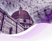 Website - Tourist guide of Florence