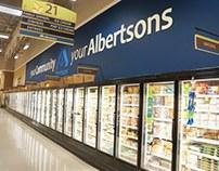 Albertsons | Store Decor, Signage & Marketing