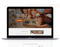 Froomba — Social Network