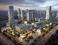 FUZHOU residential and commercial complex |China