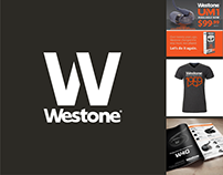 Visual Brand Management for Westone Audio