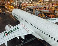 "Alitalia airlines ""Alitalians"""