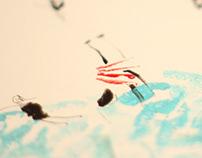 Ilustración | Bañistas
