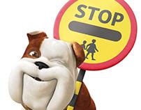 Churchill – Stop Sign