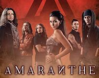 Amaranthe Gig Poster