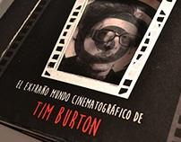 Libro Objeto: Tim Burton
