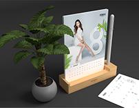 2018 BONAS calendar