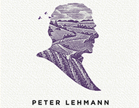 Peter Lehmann Wine Labels Illustrated by Steven Noble