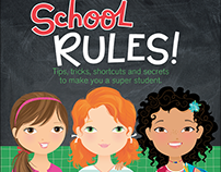 School Rules book for American Girl