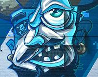 Digital Pirate Code/+/Trust Mural
