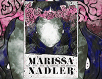 A Poster for Marissa Nadler - Live in Berlin 09/2019