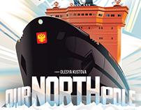 Our North Pole - film poster design